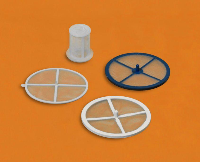 20 costampati per elettrodomestici - filtro tessuto filtrante calibrato
