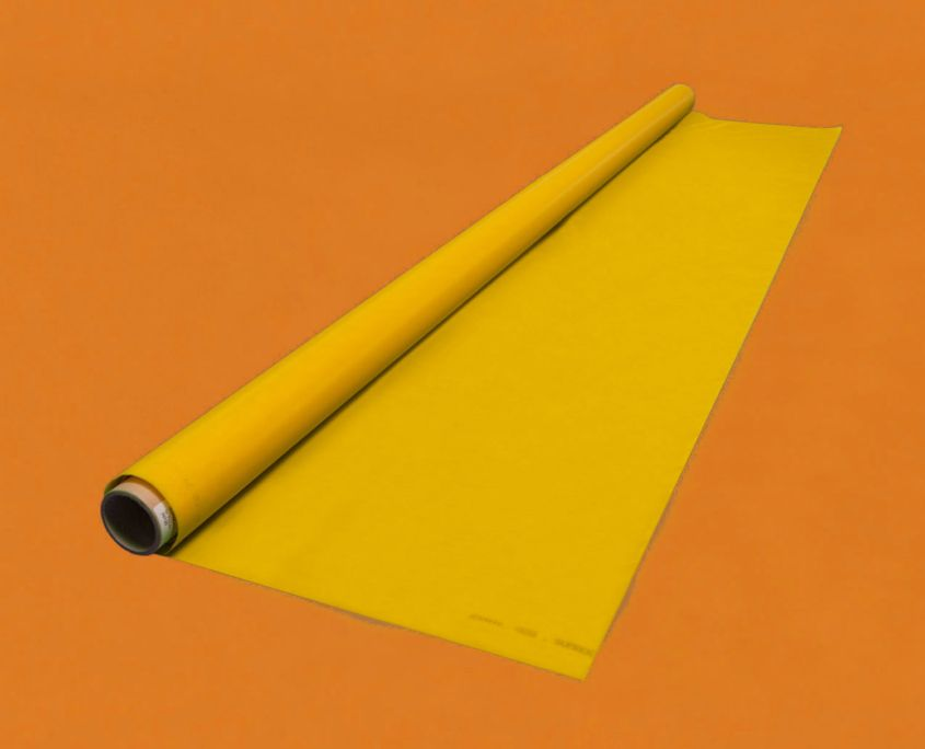 37 tessuto giallo serigrafia quadri e telai per stampa serigrafica