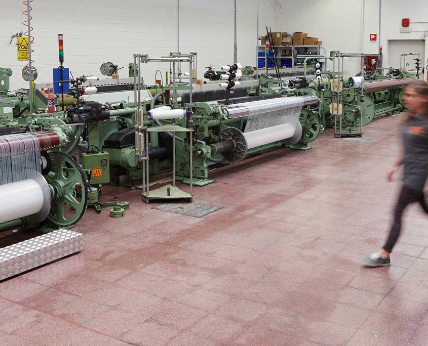 extris tessitura tessuti tecnici italia