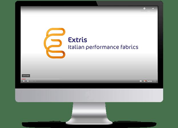 video presentazione EXTRIS - tessuti tecnici per filtri